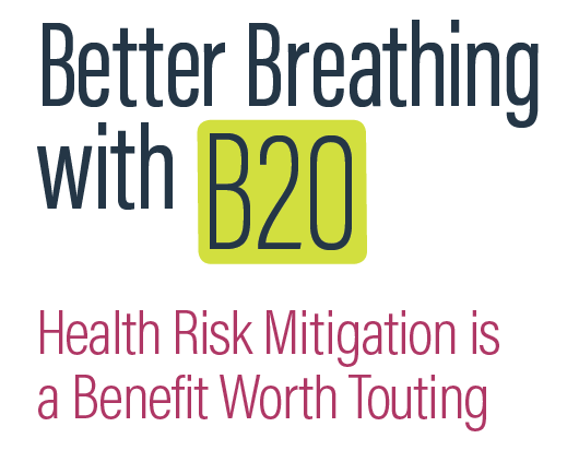 better breathing with b20